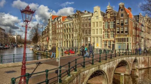 أجمل المدن الأوروبية 2019