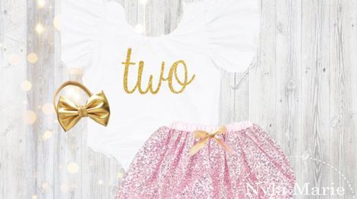 أزياء بنات عمر سنتين 2019 صور فساتين بنات بعمر عامين اثنين