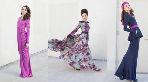 تصميمات أزياء ريان للمحجبات 2019 بالصور
