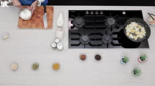 أسرار الطبخ والمطبخ وطرق الحفاظ على الخضروات