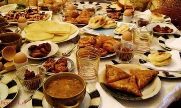 أشهر أكلات رمضان وبوصفات سهلة