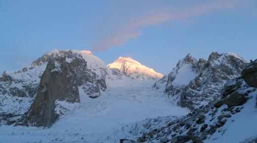أطول الأنهار الجليدية في العالم
