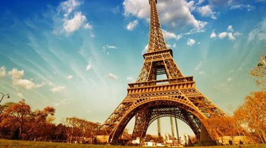 قصة أطول ليلة في باريس قصة رومانسية