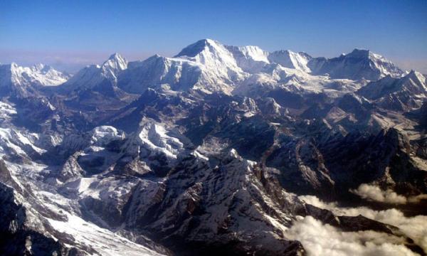 أعلى الجبال فى العالم