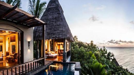 أفخم فنادق جزر سيشل