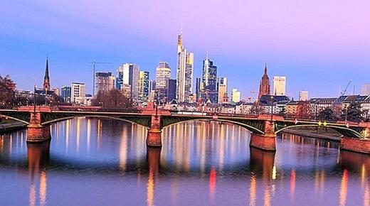 أفضل أماكن الإقامة فى فرانكفورت