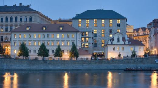 أفضل الفنادق فى براغ