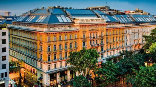 أفضل الفنادق فى فيينا