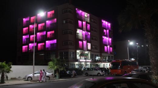 أفضل الفنادق فى نواكشوط