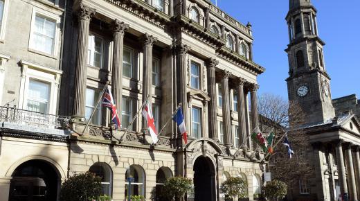 أفضل الفنادق في إدنبرة