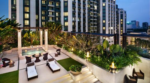 أفضل الفنادق فى بانكوك