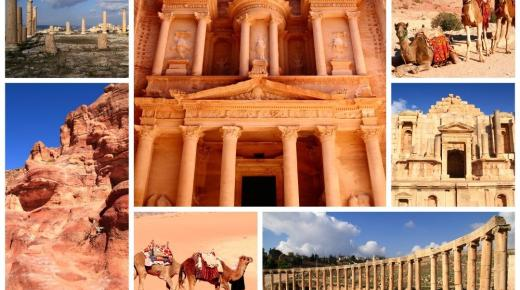 أفضل 5 أماكن يمكن زيارتها بالأردن