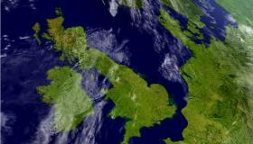 أكبر الجزر في أوروبا