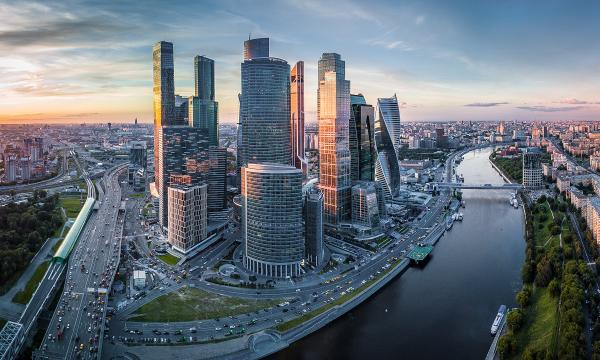 أكبر المدن في روسيا