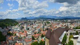 أكبر المدن في سلوفينيا