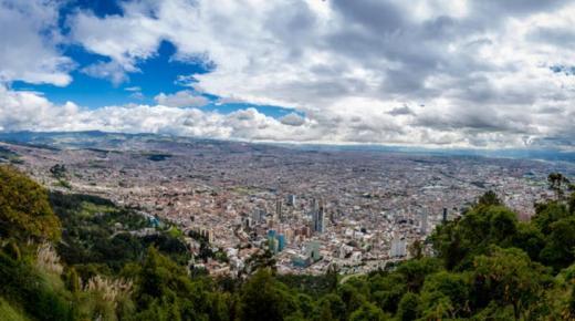 أكبر المدن في كولومبيا