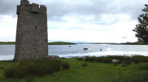 أكبر الجزر في أيرلندا