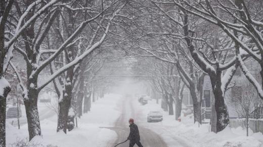 أكثر المدن برودة فى العالم