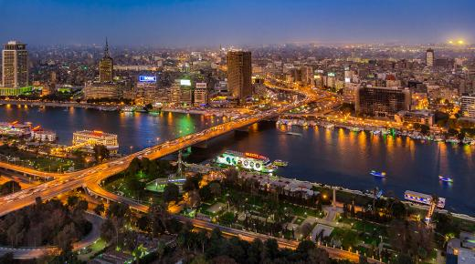 أكثر المدن سكانا في مصر