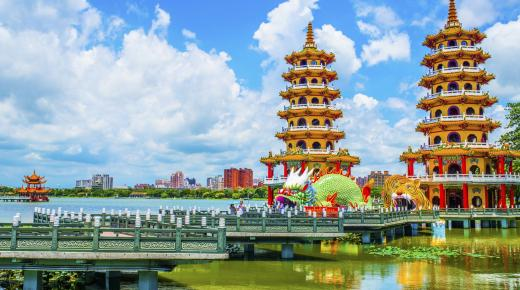 أهم أشكال الثقافة في تايوان