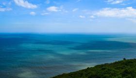 أهم البحار الثانوية في المحيط الهندي