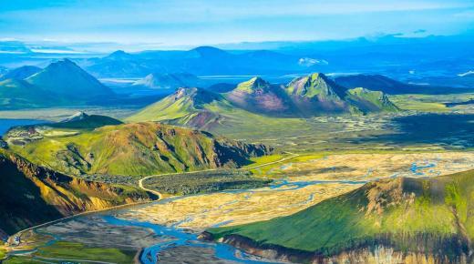 أهم المعلومات عن أيسلندا