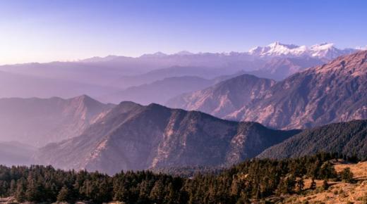 أهم المعلومات عن جبال الهيمالايا