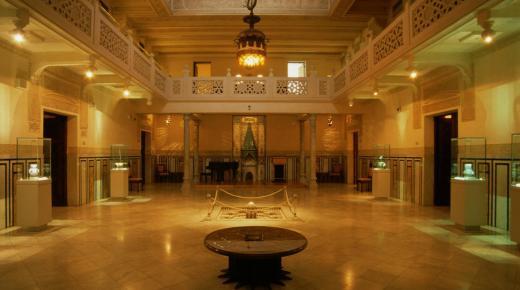 أهم المعلومات عن متحف الخزف الإسلامي