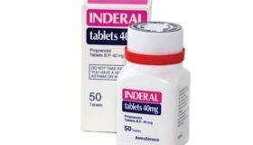أقراص إندرال Inderal لتنظيم ضربات القلب