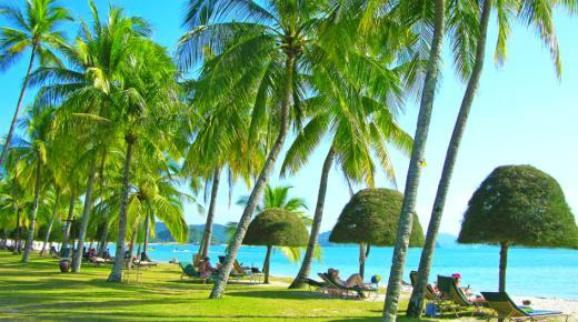 الأماكن السياحية في جزيرة لنكاوي