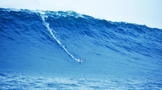 تفسير حلم رؤية الأمواج في المنام