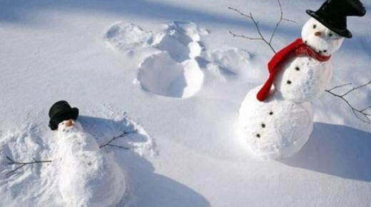 تفسير حلم رؤية الثلج فى المنام