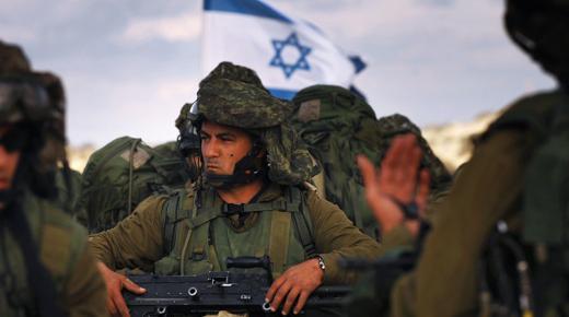 ترتيب الجيش الإسرائيلي 2020 على مستوى العالم