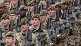 ترتيب الجيش البريطاني 2020 على مستوى العالم