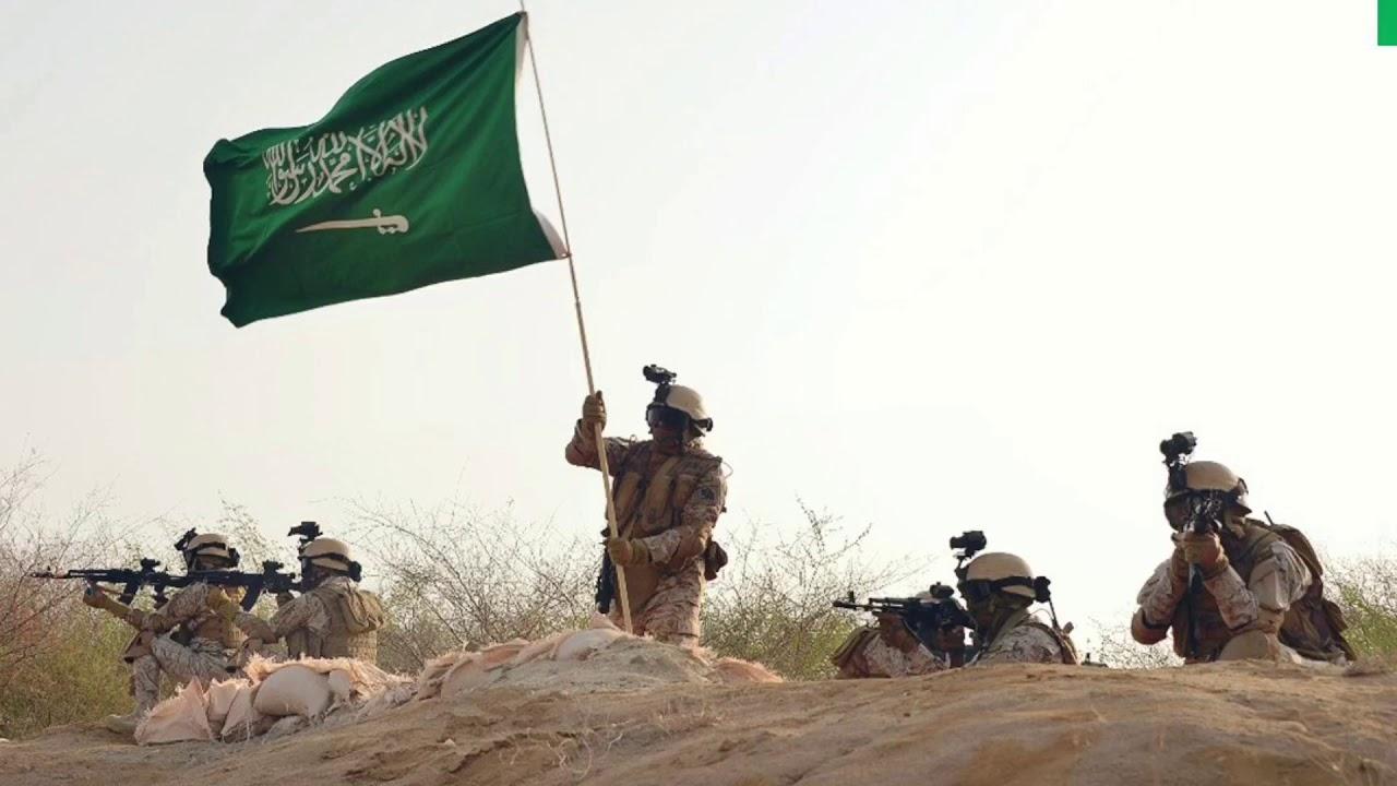 ترتيب الجيش السعودي