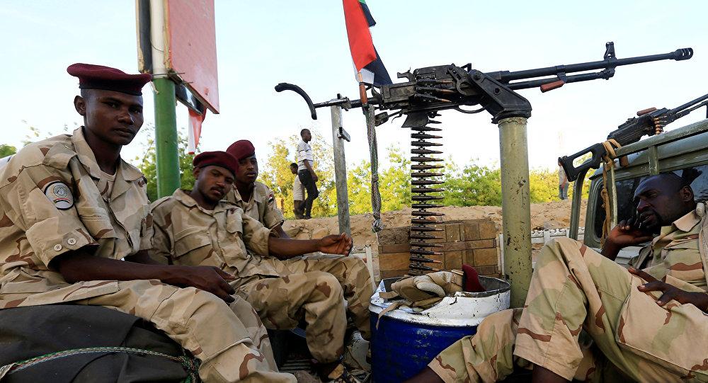 الجيش السوداني 2020