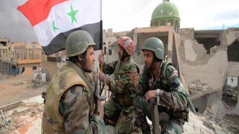 ترتيب الجيش السوري 2020 على مستوى العالم