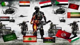 ترتيب الجيوش العربية لعام 2020 من حيث القوة والعدد