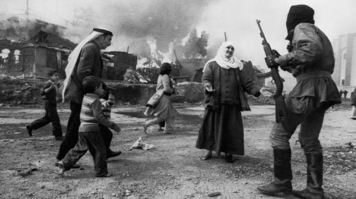 نبذة عن الحرب الأهلية اللبنانية