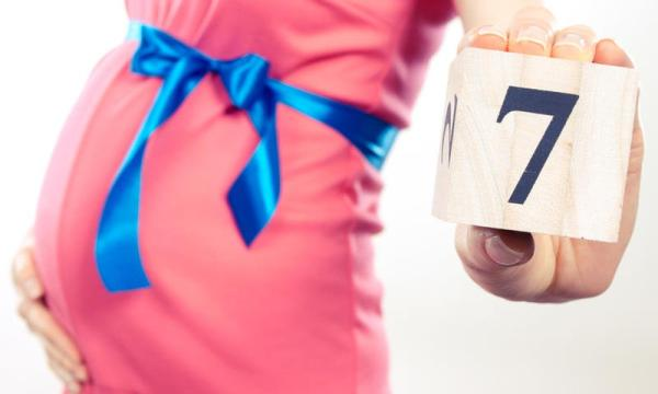 الشهر السابع من الحمل (حالة الجنين، أعراض الحمل وبعض النصائح للحامل)