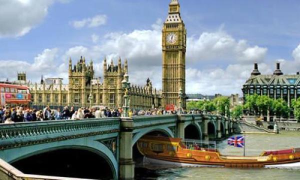 السياحة فى بريطانيا