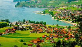 السياحة فى سويسرا