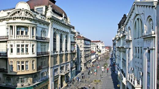 السياحة فى صربيا