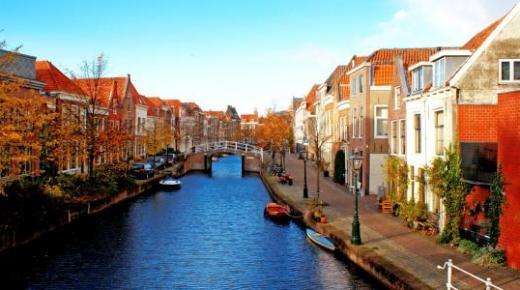 السياحة فى هولندا