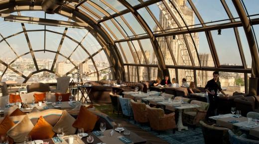 المطاعم الحلال في موسكو