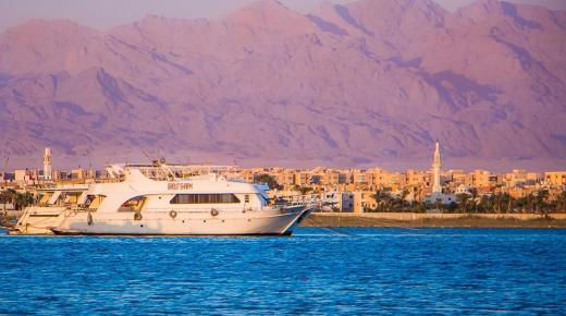 المعالم السياحية فى جنوب سيناء