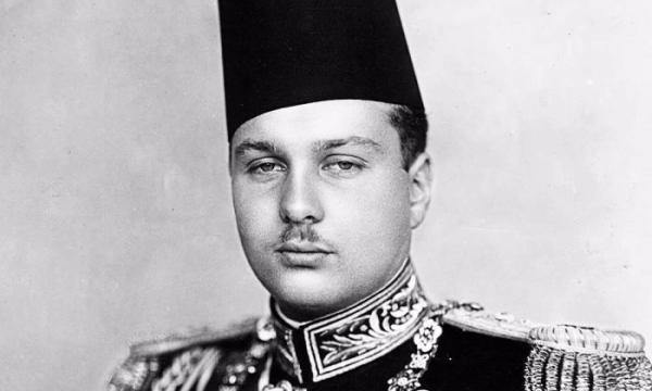الملك فاروق الأول ونهاية حكم أسرة محمد علي