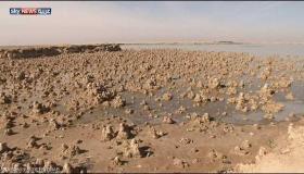 ماذا تعرف عن بحيرة ساوة ؟