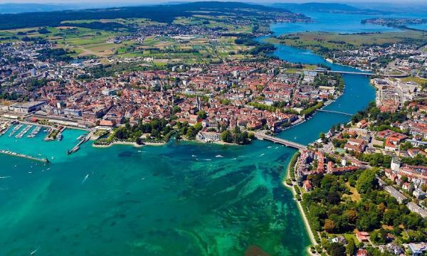 ماذا تعرف عن بحيرة كونستانس ؟