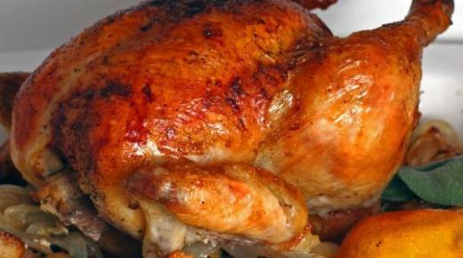 تحضير الدجاج بوصفات مختلفة وسهلة التحضير